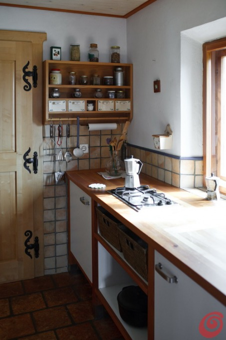Cucine per case di montagna gallery of armadio dispensa - Cucine per case di montagna ...