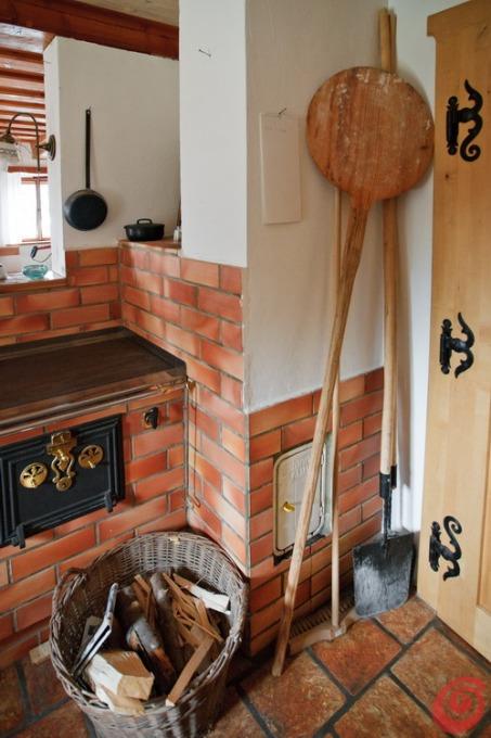 Cucina rustica in una casa di montagna – Casa e Trend