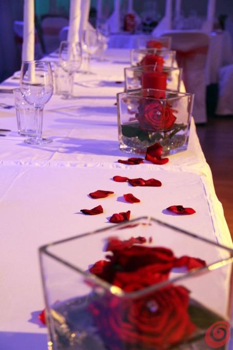 Famoso Il matrimonio con il rosso che fa da filo conduttore – Casa e Trend GK41