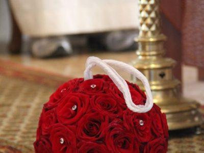 Il bouquet a sfera