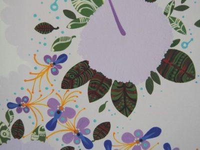 Fiori e farfalle dei tropici