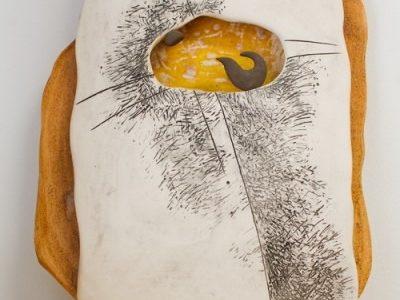 Creazione in ceramica di SIlva Karim