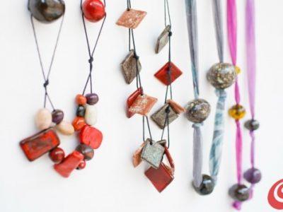 I gioielli in ceramica di Hana Karim