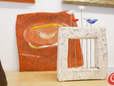 Creazioni in ceramica di Silva Karim